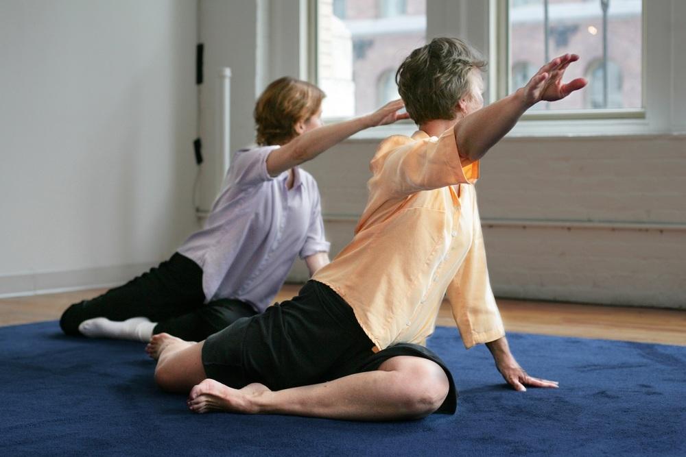 feldenkrais class improves mobility