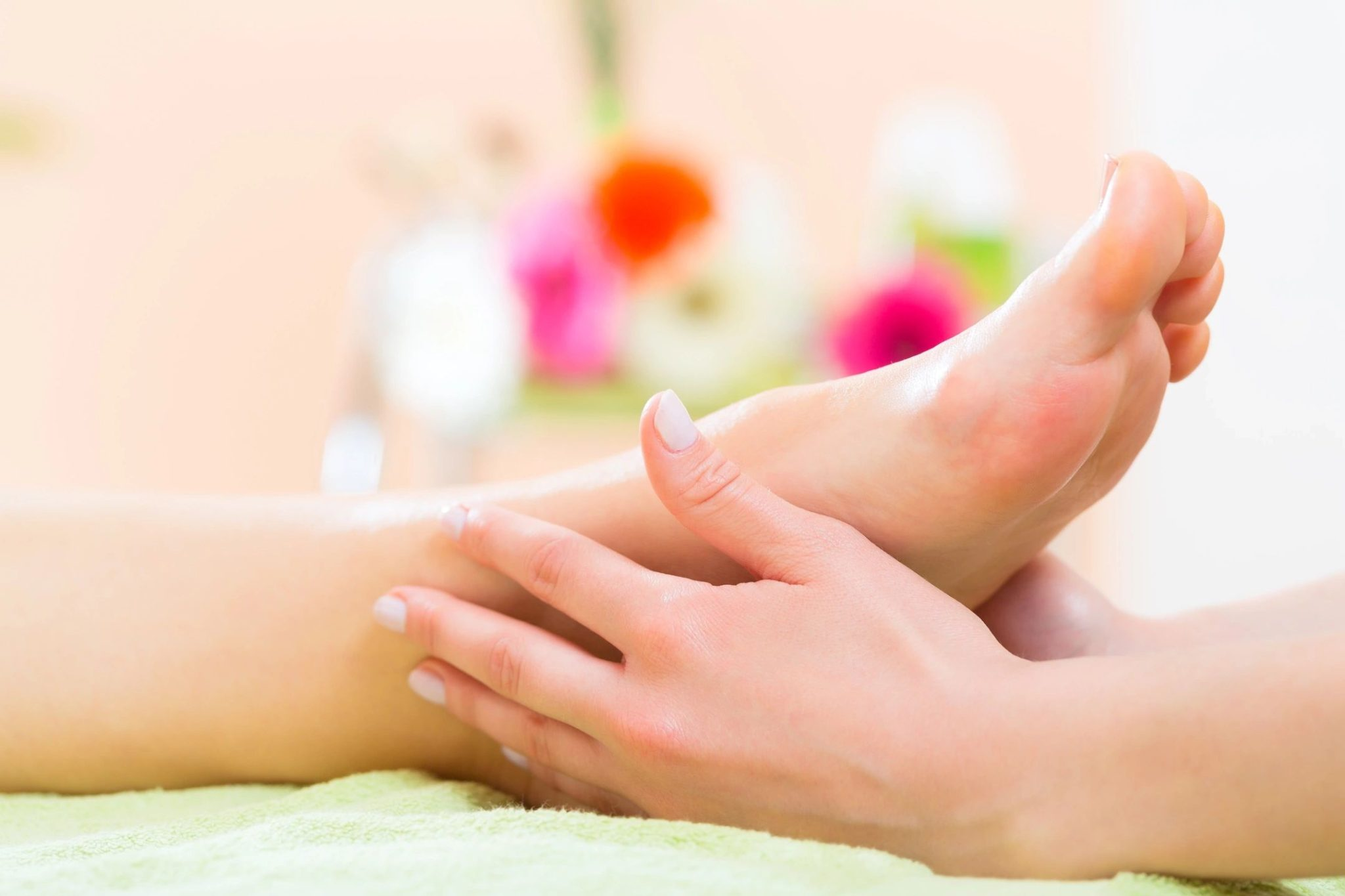 Reflexology is local's favorite