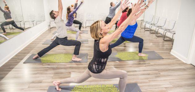 Kripalu Yoga class